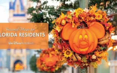 Walt Disney World Offers Florida Residents Special Discounts and Deals
