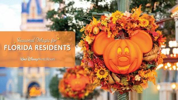 Walt Disney World Offers Florida Residents Special Discounts and Deals -  LaughingPlace.com