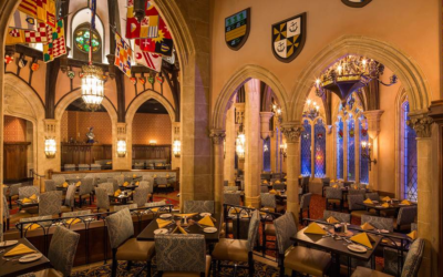 Walt Disney World to Reopen Additional Restaurant Options This Fall