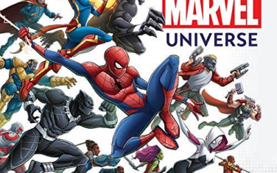"""Book Review: """"Who's Who in the Marvel Universe"""""""