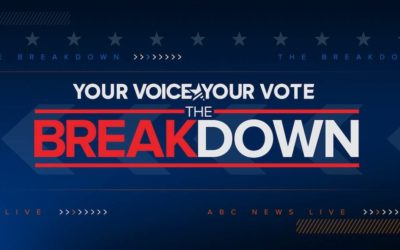 "ABC News Live to Launch Weekday Political Show ""Your Voice Your Vote: The Breakdown"" on September 28"