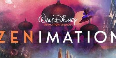"Long-Form Version of ""Zenimation"" Shorts Coming to Disney+ on October 2"