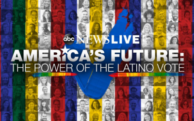 "ABC News Live, Nat Geo Mundo to Air Election Special ""America's Future: The Power of the Latino Vote"""