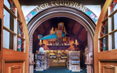 Annual Passholder Exclusive Pop-Up Shop Coming to Der Teddybär at EPCOT on October 14