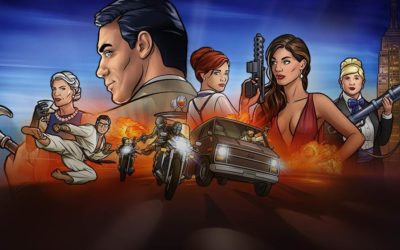 """Archer"" Renewed for 12th Season on FXX"