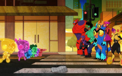 "Big Hero 6: The Series S3/E4 Recap: ""Friendly Face"" and ""Big Chibi 6"""