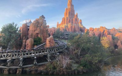 Disneyland Paris to Resume Standby Pass System at Crush's Coaster, Big Thunder Mountain on October 27
