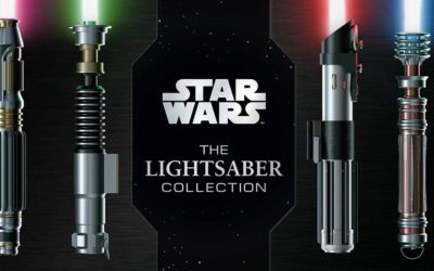 "Book Review - ""Star Wars: The Lightsaber Collection"""
