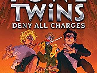 """Book Review — """"The Fowl Twins: Deny All Charges"""""""