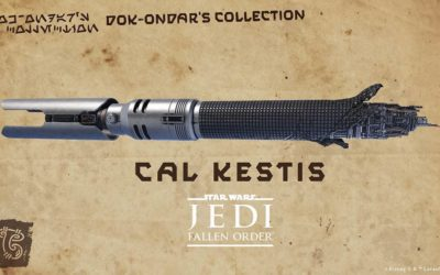 Star Wars Reveals Fan Selected Legacy Lightsaber Coming to Star Wars: Galaxy's Edge in 2021