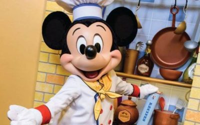 Character Breakfast at Chef Mickey's in Disney's Contemporary Resort Returning with New Menu Items