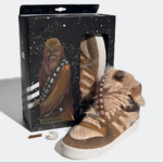 Chewbacca Star Wars x Adidas Shoe Coming October 22nd