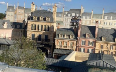 Construction Update - Remy's Ratatouille Adventure at EPCOT