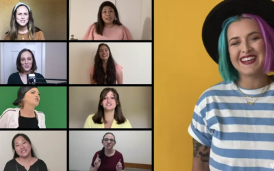 Review: A Magical Disney Airbnb Experience or How I Got to be in a DCappella Music Video
