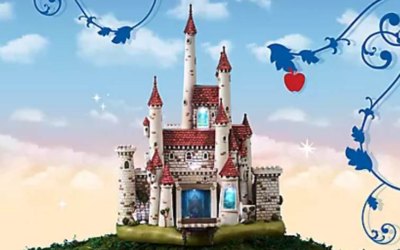Disney Castle Collection Wave 4 – Snow White Coming November 7 from shopDisney