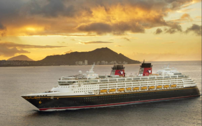 Disney Cruise Line Announces 2022 Itineraries, Including Return to Hawaii