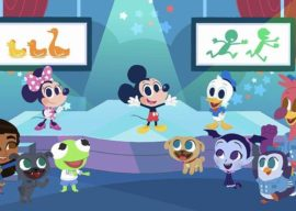 "Disney Junior Characters Star in New Musical Short ""Everybody Gets a Vote"" Debuting October 25"