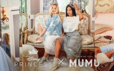 "Disney Princess X Show Me Your Mumu Cinderella Collection is a ""Wonderful Dream Come True"""