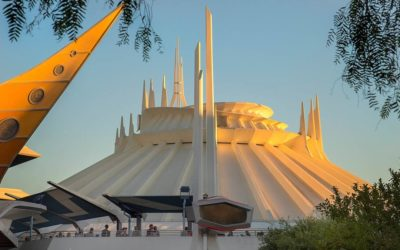 Disney Reportedly Developing Space Mountain Movie