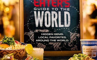 """Hulu Serves Up Official Trailer for """"Eater's Guide to the World"""""""