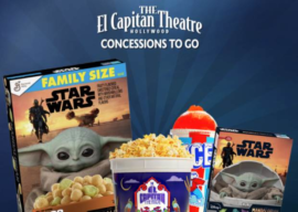 """El Capitan Theatre Provides Special """"The Mandalorian"""" Offer With Concessions to Go Purchase"""