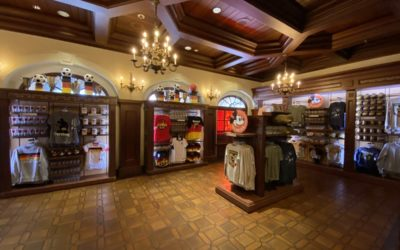 Guten Tag! New Germany Merchandise Debuts at EPCOT