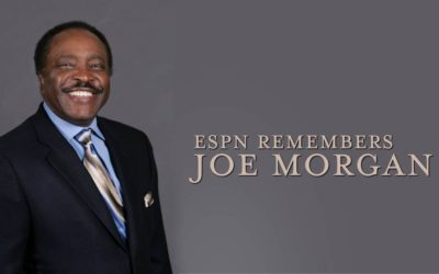 ESPN Remembers Longtime MLB Analyst Joe Morgan After His Passing at the Age of 77