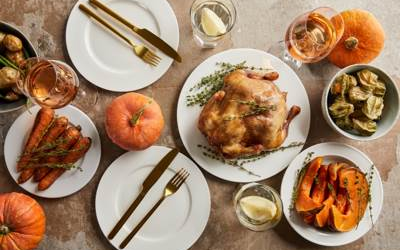 Experience Thanksgiving Feasts at Disney Springs with Dinner Celebrations at Select Restaurants