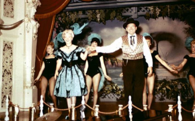 Extinct Attractions - Golden Horseshoe Revue