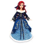 First Annual Holiday Special Edition Doll Featuring Ariel Available Now on ShopDisney