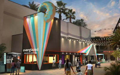 First Look at Everglazed Donuts & Cold Brew Coming to Disney Springs at Walt Disney World