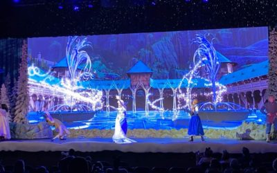 """For the First Time in Forever: A Frozen Sing-Along Celebration"" Reopens at Disney's Hollywood Studios"