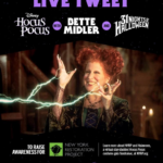 "Bette Midler Tweets Along to ""Hocus Pocus"" Tonight on Freeform"