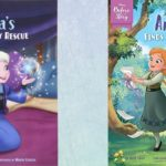 """Book Review: Disney Before the Story - """"Elsa's Icy Rescue"""" and """"Anna Finds a Friend"""""""