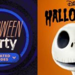 """""""Grim Grinning Ghosts"""" Come Out to Socialize on Pandora's Disney Halloween Party Mode"""