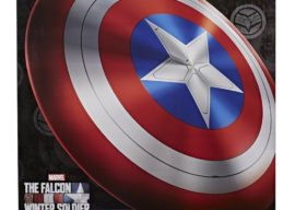 "Pre-Orders Now Open for Hasbro's Marvel Legends ""The Falcon & The Winter Soldier"" Replica Shield"