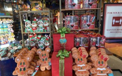 Festive Holiday Collections Arrive at Disney Springs