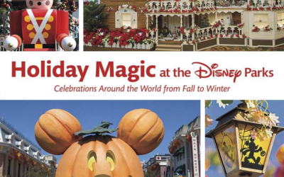 """Book Review: """"Holiday Magic at the Disney Parks: Celebrations Around the World from Fall to Winter"""""""