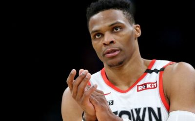 Houston Rockets Star Russell Westbrook Leaves $8,000 Tip for Disney's Grand Floridian Resort Cast Members