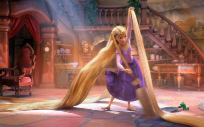 "Join Us For A Week of Watch Parties Starting Tonight at 7:00 PM PT/10:00 PM ET With ""Tangled!"""