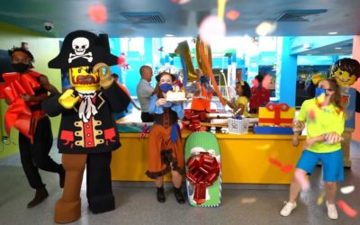 LEGOLAND Florida To Celebrate 10th Anniversary Through 2021 With New Shows, Attractions, Events and Special 2011 Pricing