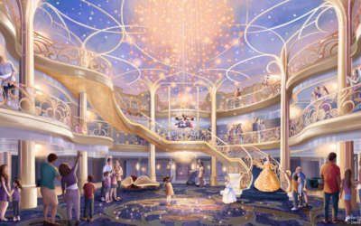 Maiden Voyage of Disney Cruise Line's New Ship, Disney Wish, Delayed
