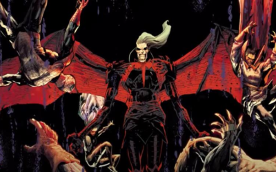 "Marvel Comics' ""King in Black"" Gets Dark and Ominous Trailer Ahead of December Release"