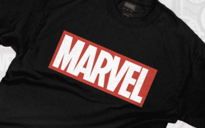 Marvel Design Vault Launches New Monthly T-Shirt Club