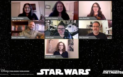 Metaverse 2020 - What We Learned from the Lucasfilm Publishing Star Wars Overview Panel