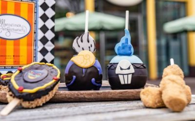 New Festive Fall Treats Coming to Downtown Disney at Disneyland Resort