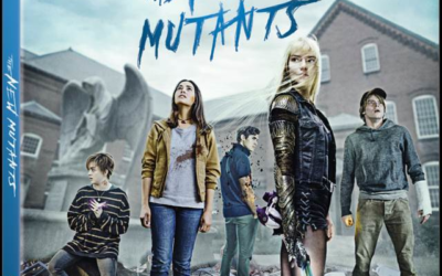 """The New Mutants"" Comes to Home Releasee on November 17"