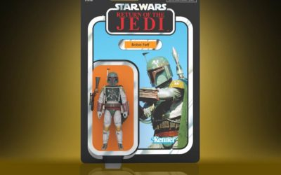 """New """"Star Wars: The Vintage Collection"""" Boba Fett Figure from Hasbro Available for Pre-Order"""