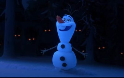 "New Trailer for Olaf's ""Once Upon A Snowman"" Revealed"