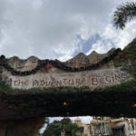 Photos - Holiday Decorations up at Universal's Islands of Adventure
